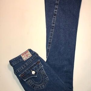 "True Religion ""Joey"" Flare Leg Jeans"